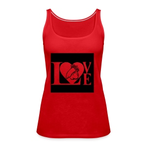 Love Penis - Frauen Premium Tank Top