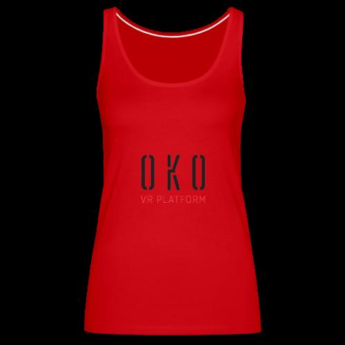 OKO VR PLATFORM - Women's Premium Tank Top