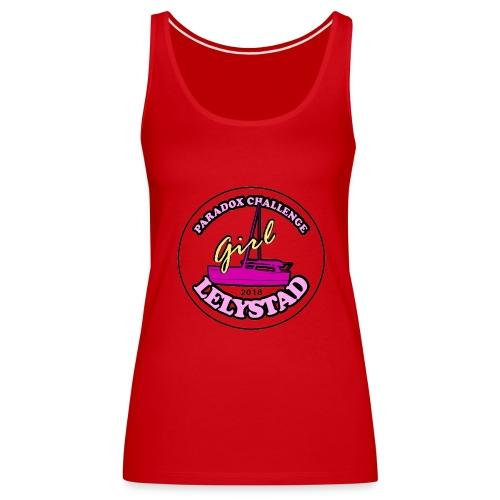 PCL girl - Vrouwen Premium tank top