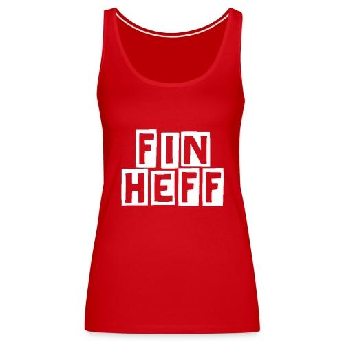 'Fin Heff' - Women's Premium Tank Top