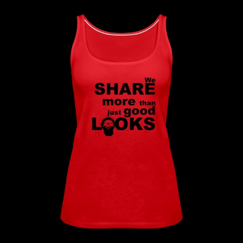 Wild Eskimos share more than just good looks - Frauen Premium Tank Top