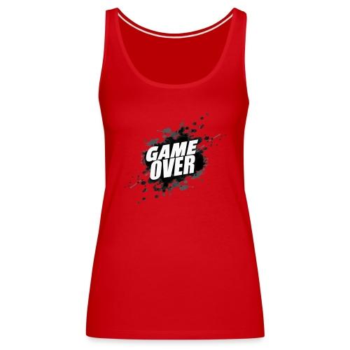 game over - Camiseta de tirantes premium mujer