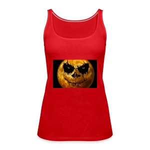 Halloween Mond Shadow Gamer Limited Edition - Frauen Premium Tank Top