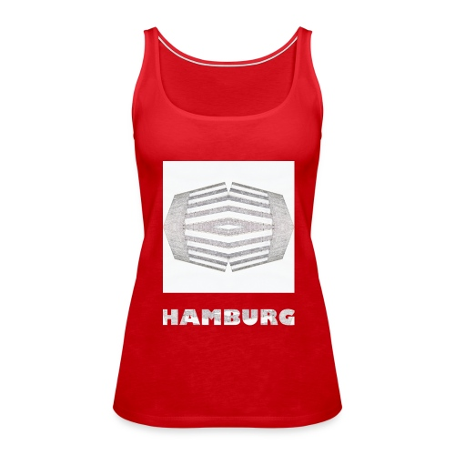 Hamburg #2 - Frauen Premium Tank Top