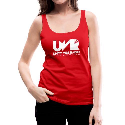 UVR - Feel the Vibe - Women's Premium Tank Top