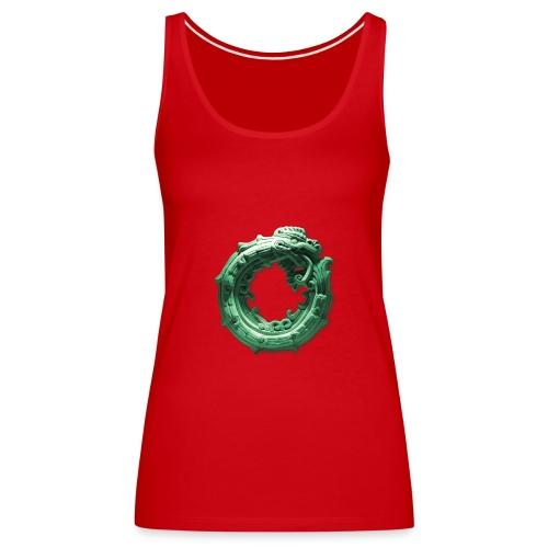Quetzalcóatl - Camiseta de tirantes premium mujer
