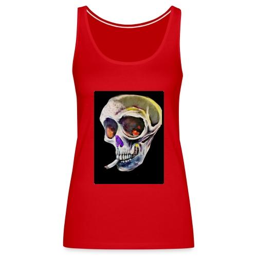 kokotalberca - Camiseta de tirantes premium mujer