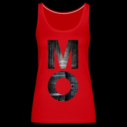 Moonshine Oversight - design épuré - Débardeur Premium Femme