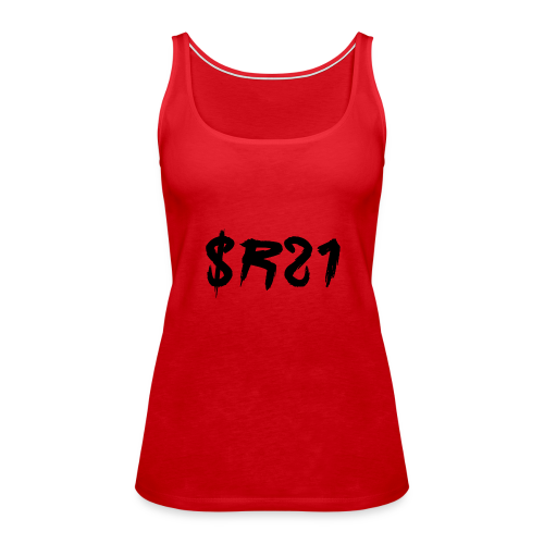 SR21black - Frauen Premium Tank Top