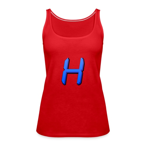 Hirochu Basic Coloured - Women's Premium Tank Top