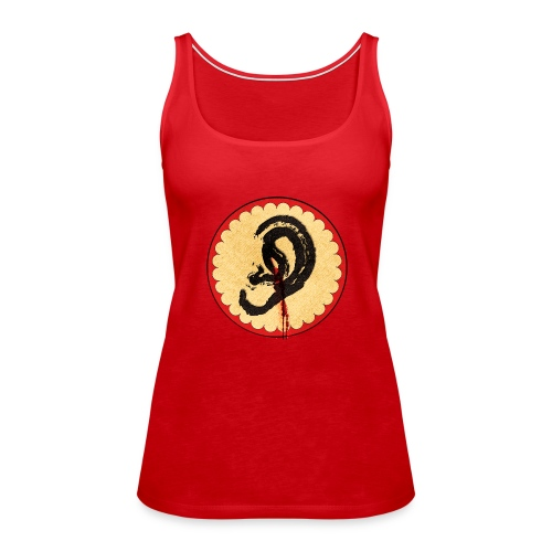 BloodyEar - Frauen Premium Tank Top