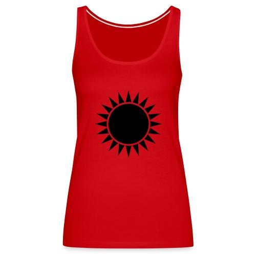 Das Sonnen Mandala - Frauen Premium Tank Top
