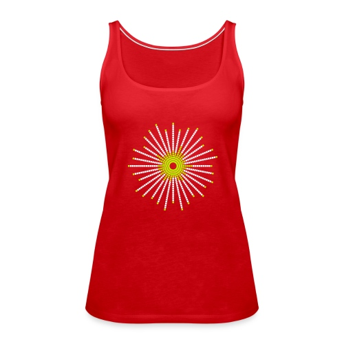 fancy_circle - Women's Premium Tank Top