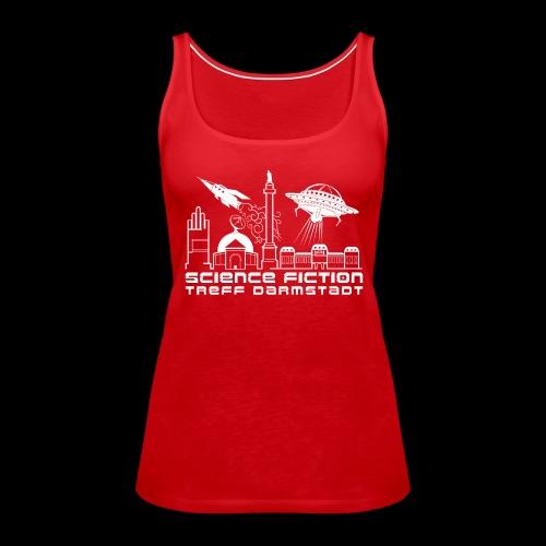 Science Fiction Treff Darmstadt - Frauen Premium Tank Top