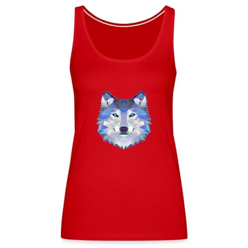 WinterWolf-LoboDeInvierno - Camiseta de tirantes premium mujer