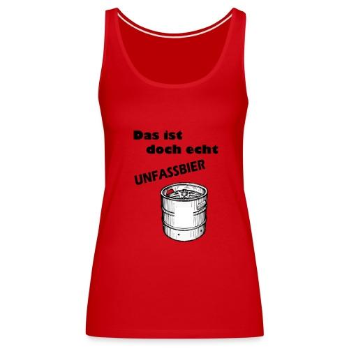 Unfassbar - Frauen Premium Tank Top