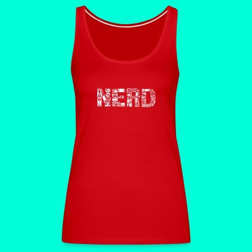 Nerd - Frauen Premium Tank Top