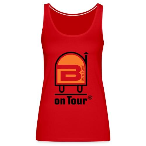 Bauwagen Logo - Frauen Premium Tank Top