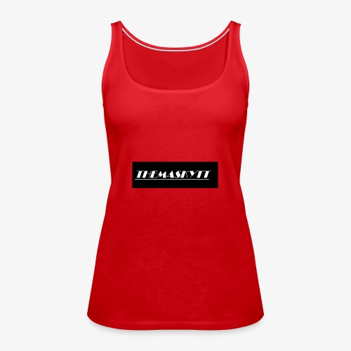 TheMaskYTT Merch - Women's Premium Tank Top