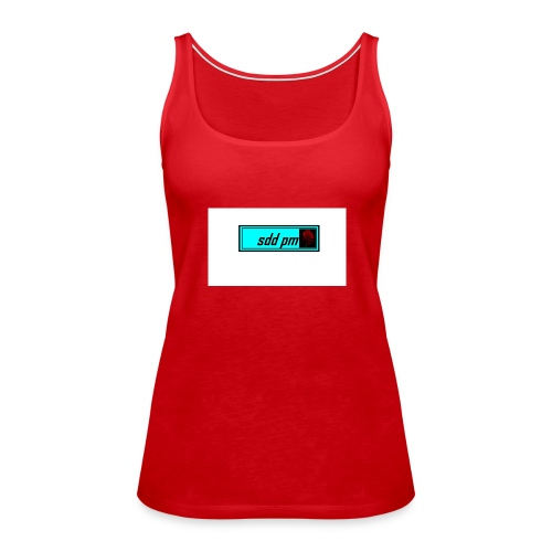 cool sddpm merch - Women's Premium Tank Top