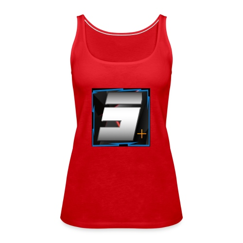 Logo Sernicke Plus - Frauen Premium Tank Top