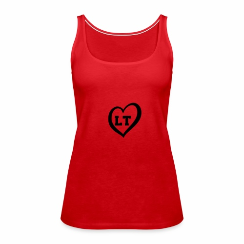 valentines day - Women's Premium Tank Top