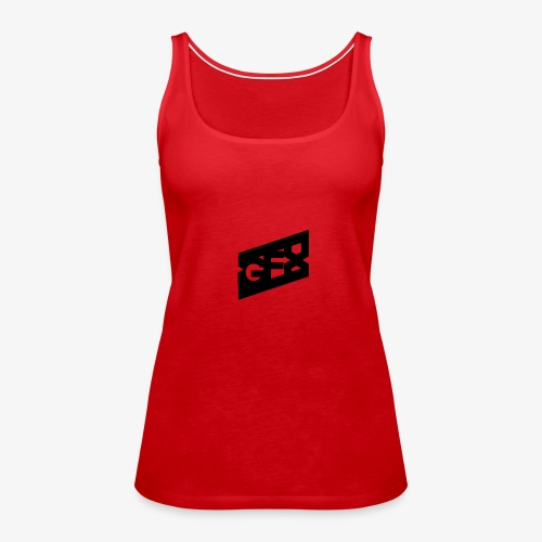 GFXChapter Merch - Frauen Premium Tank Top