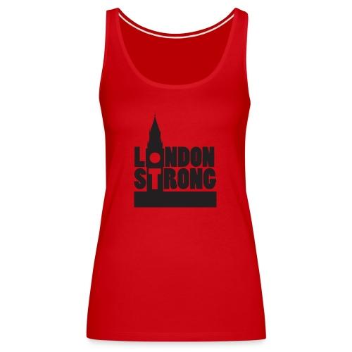London Strong III - Women's Premium Tank Top