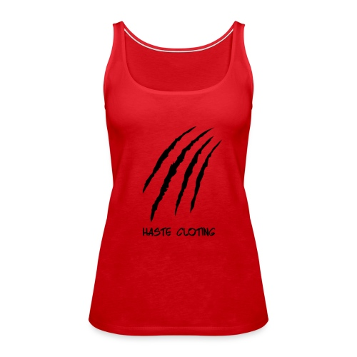 Haste - Frauen Premium Tank Top