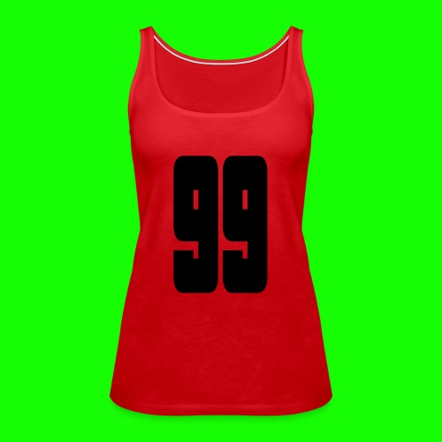 99gross - Frauen Premium Tank Top