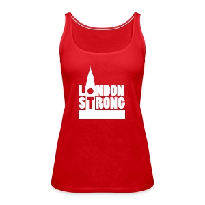 London Strong II - Women's Premium Tank Top