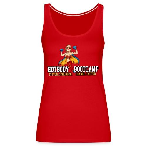 Hot Body Bootcamp - Women's Premium Tank Top