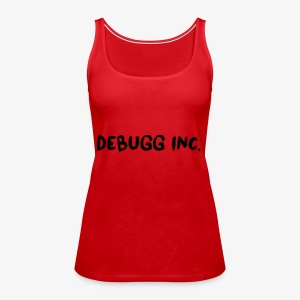 Debugg INC. Brush Edition - Women's Premium Tank Top