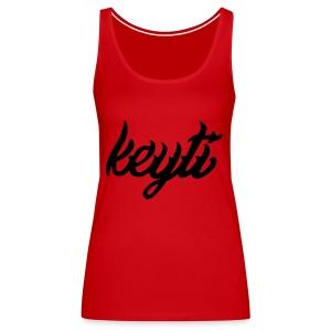 keyti logo - Frauen Premium Tank Top