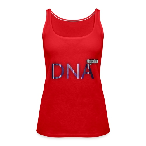 BTS DNA - Women's Premium Tank Top