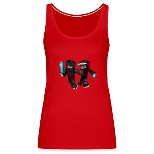 2 Sexy Typen - Frauen Premium Tank Top