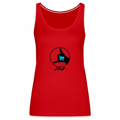 Merchandising JAC - Camiseta de tirantes premium mujer