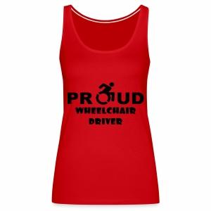 Proud - Vrouwen Premium tank top