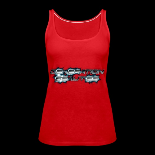 Generation Beauties Frauen - Frauen Premium Tank Top