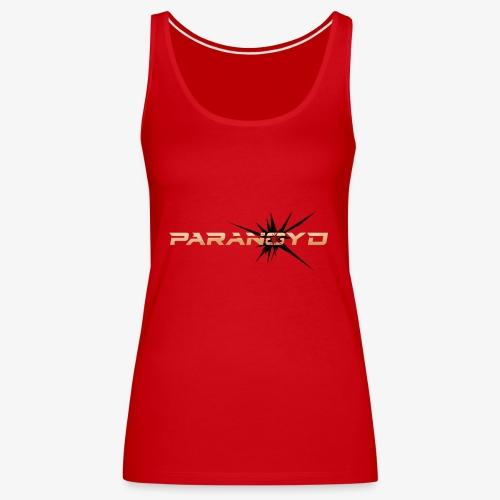 Paranoyd-Logo - Frauen Premium Tank Top