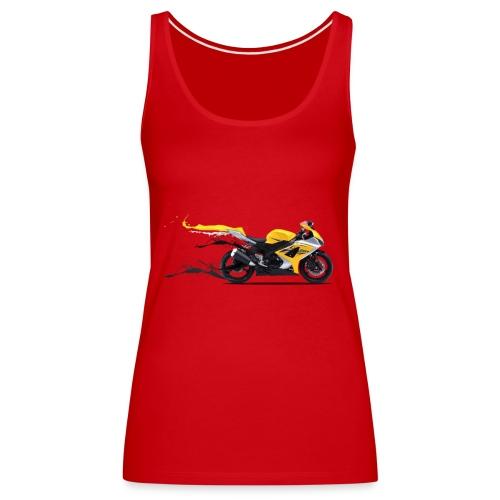 Motorbike - Frauen Premium Tank Top