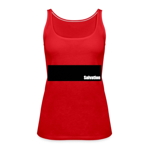 Salvation - Frauen Premium Tank Top