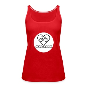 MTB-ARMY STUFF - Frauen Premium Tank Top