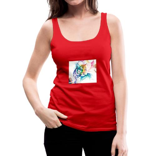 leon (york) - Camiseta de tirantes premium mujer