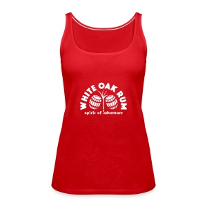 White Oak Rum - Women's Premium Tank Top