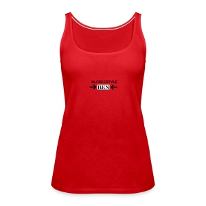 CREATED BY THE YOU TUBER CALLED BLFREESTYLE 11 - Women's Premium Tank Top