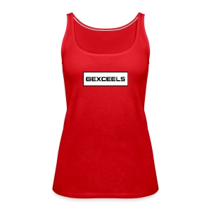 Gexceels Box - Premium singlet for kvinner
