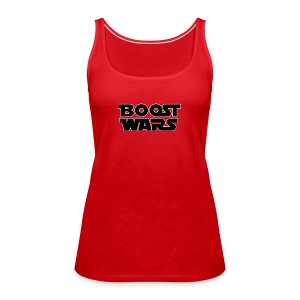 BOOST WARS - Frauen Premium Tank Top
