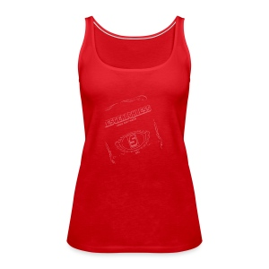 The Stealthless Game with Family Light - Women's Premium Tank Top