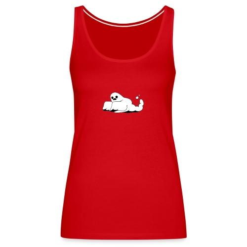 Ghostlywild - Camiseta de tirantes premium mujer